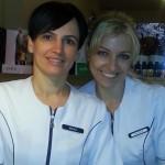 Nicole and Magda