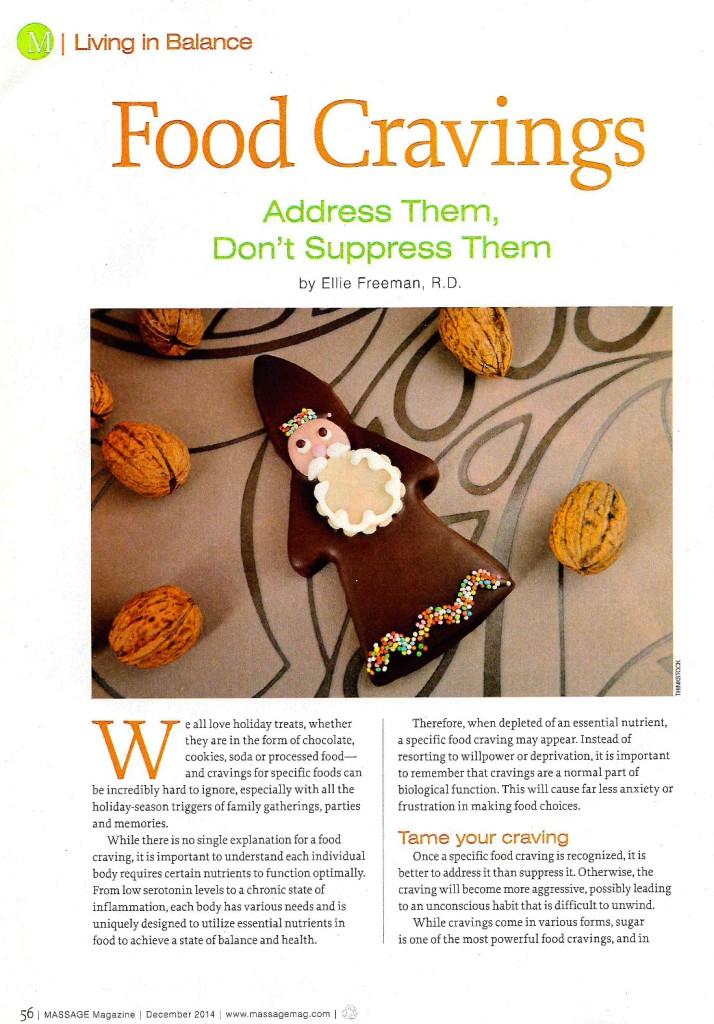 Food Cravings 1